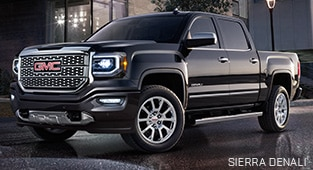 Iconic Gmc Headlights And Led Signatures Light Your Way Beautiful Aluminum Wheels Distinctive Chrome Accents Demand A Second Look